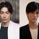 10月スタートのフジテレビ月9ドラマ「シャーロック」に出演する主演のディーン・フジオカ(左)と岩田剛典