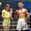 ジェネシストーナメント2007フライ級覇者、矢島は鈴木を相手に貫