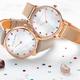 """アレットブラン""""誕生石""""を飾った腕時計「バースストーン」がミニサイズに、煌めくルビーやサファイヤ"""