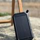 GIFT、太陽光で充電できるワイヤレス給電対応ポータブルパワーバンクAtease発売