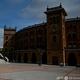 スペイン・マドリードのラス・ベンタス闘牛場周辺(2020年5月2日撮影、資料写真)。(c)Gabriel BOUYS / AFP