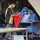 新型コロナウイルスの検査を行う専用診療所(資料写真)=(聯合ニュース)