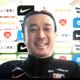 オンラインで取材対応した浦和の大槻毅監督