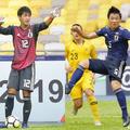 今大会初出場となったGK佐々木雅士(柏U-18)と、3試合ぶり出場のD