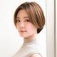 ショートのストレートヘア 艶髪マスター/上遠野裕樹/カトオノヒロキ | Agnos青山