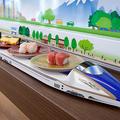 回転寿司のコンベアではトップシェアを誇る石川県白山市、北日本