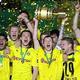 ドルトムントが4発快勝で4季ぶりのドイツ杯制覇!…ライプツィヒは初タイトル逃す