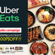 Uber Eats、春のお得な3大祭り!「ご注文金額から割引」キャンペーン