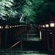 厳かで美しい参道/貴船神社