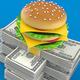 手ごろな価格でお腹を満たす?所得が低いほど「炭水化物」を食べる傾向