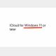 iCloud for windows 11_1