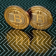 仮想通貨ビットコインのイメージ(2014年6月17日撮影、資料写真)。(c) KAREN BLEIER / AFP