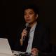 町田のオーナーを務めるサイバーエージェントの藤田晋社長。クラブの将来構想を明らかにした。写真:郡司聡