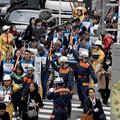 五輪開催中に大地震が来たら?(写真/AFP=時事)