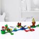 スーパーマリオがレゴブロックの世界にやってきた!「レゴ マリオ と ぼうけんのはじまり 〜 スターターセット」登場