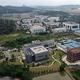 中国・武漢にある武漢ウイルス研究所(2020年5月27日撮影)。(c)Hector RETAMAL / AFP