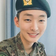 Wanna One出身ユン・ジソン、入隊後初めて軍服姿を公開!